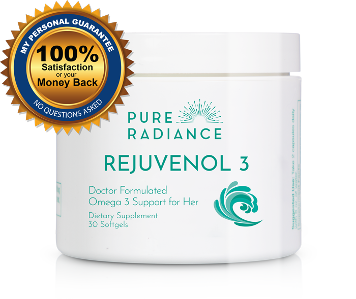 Omega Rejuvenol 3 Pure Radiance Dr. Sears M.D.
